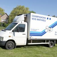 Vos champignons bvba - Transport